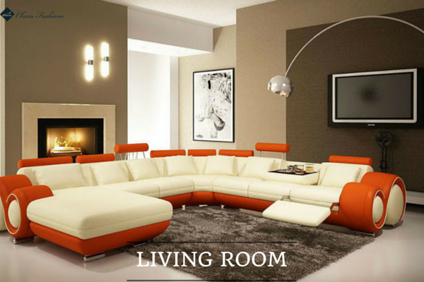 Charu Fashions | Living room