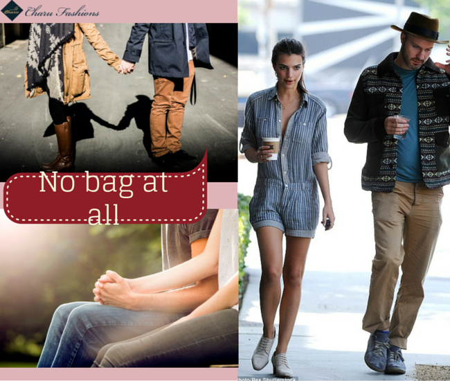 No bag at all - Charu Fashions