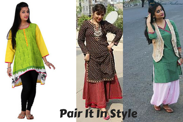 Pair in Style | Charu Fashions