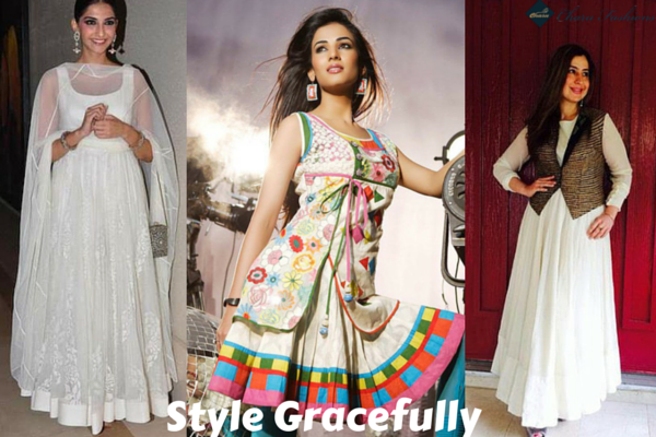 Style gracefully | Charu Fashions
