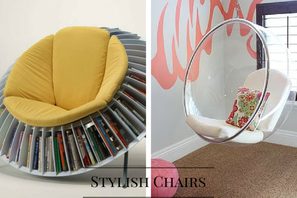 Charu Fashions |  Stylish Chairs