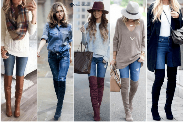 Blue denim | Charu fashions