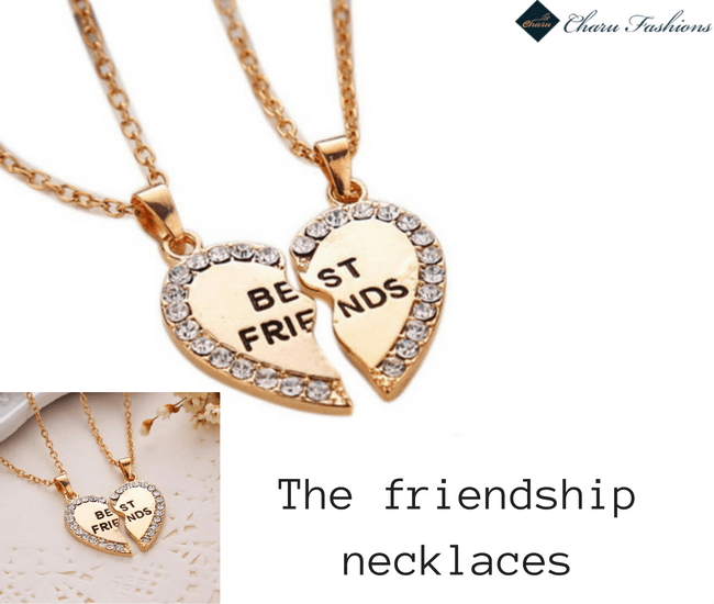 Friendship Necklaces - Charu Fashions