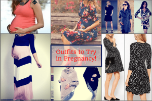 Different ways to dress for your Pregnancy | Charufashions