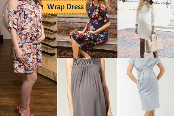 Wrap Dress | Charufashions