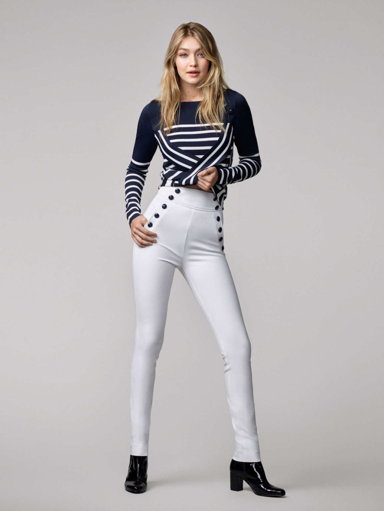 Collection Of Gigi X Tommy Hilfiger