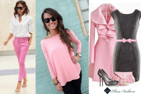 Bubblegum Pink | Charufashions