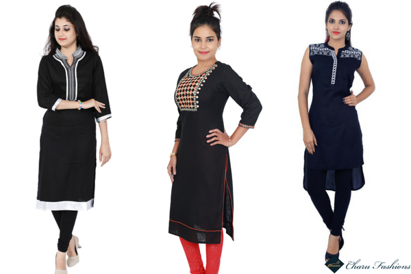 Casual Women's Ethnic Kurti Sale on Black Friday