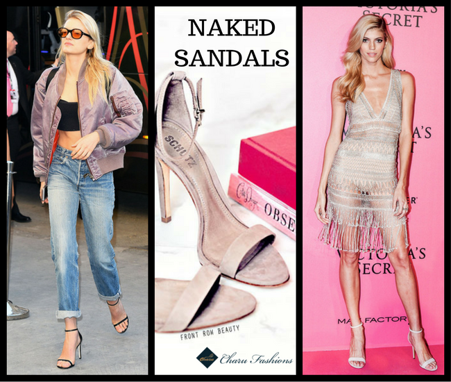 Nakeed Sandals - CharuFashions