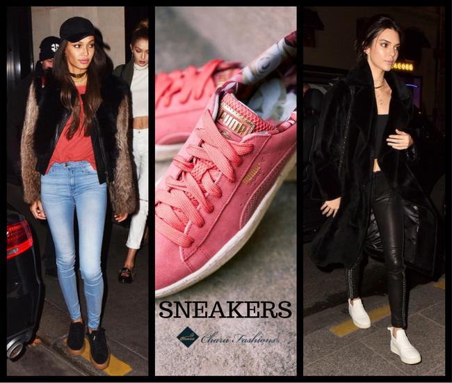 Sneakers - CharuFashions