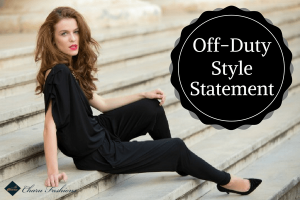Fashion Trend OFF Duty Style Statement | CharuFashions