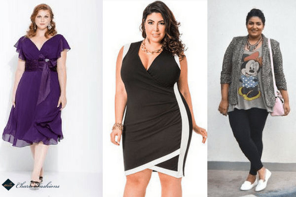Fabrics for Bulky Women-Charu Fashions