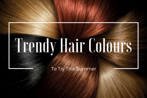Trendy Hair Colours