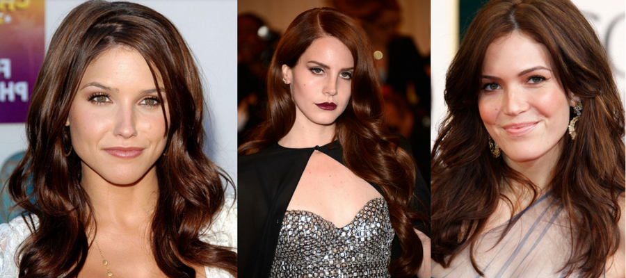 Brown Hair Colors Trends