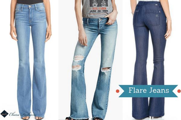 Flare Jeans | Charufashions